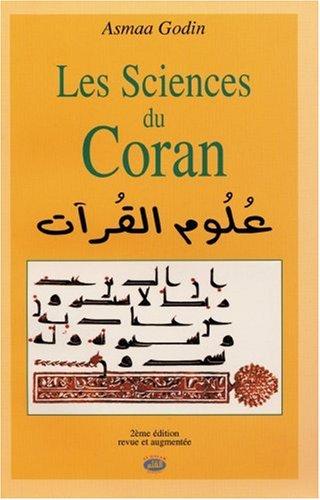 Les Sciences du Coran