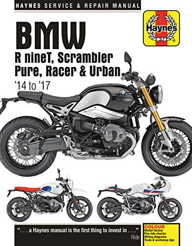 BMW R nineT ('14 to '17) (Haynes Powersport) por Matthew Coombs