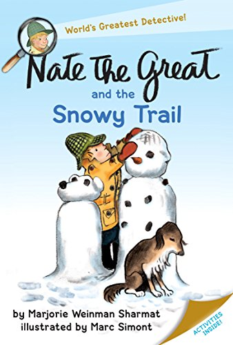 Nate the Great and the Snowy Trail (English Edition)