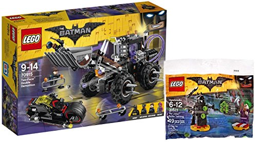 Preisvergleich Produktbild The LEGO Batman Movie 70915 - Doppeltes Unheil durch Two-Face