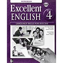 Excellent English Level 4 Workbook with Audio CD: Language Skills For Success by Susannah MacKay (2009-04-01)