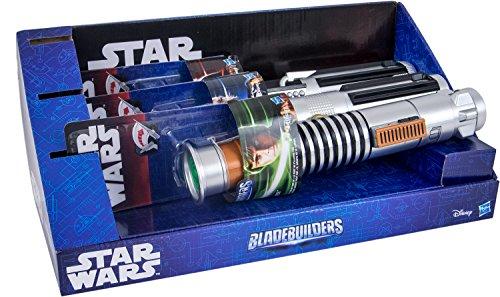 Preisvergleich Produktbild Star Wars Basic Bladebuilders Display mit drei Lichtschwertern im Bundle