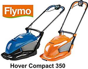 Flymo Hover Compact 350 - Hover Tondeuse Collectione Blue