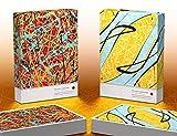EPCC Pollock Jugando a Las Cartas Playing Cards Cardistry & Artistry Rare Limited Poker Decks