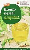 Tegut Brennesseltee mit Zitronengras und Zitronenmelisse, 20 Beutel, (1 x 40 g)