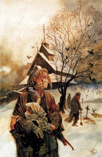 Northlanders TP Vol 04 The Plague Widow par Brian Wood