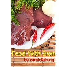 Food With Iron (English Edition)