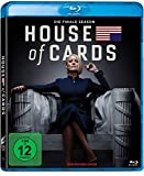 House of Cards - Die komplette sechste Season (3 Discs) [Blu-ray]