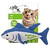 AFP grün Rush Thunfisch mit Katzenspielzeug mit Catnip, 12g
