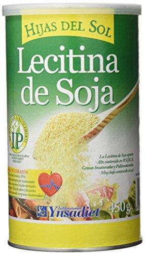 Ynsadiet Lecitina De Soja Granulada 450Grip Hijas Del Sol - 500