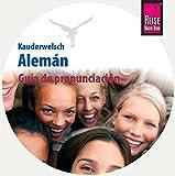 Guía de pronunciación Alemán (Aussprachetrainer Alemán - Deutsch als Fremdsprache, spanische Ausgabe): Reise Know-How Kauderwelsch-CD