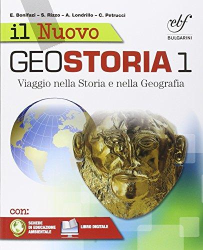 Il nuovo geostoria. Per le Scuole superiori. Con e-book. Con espansione online: 1