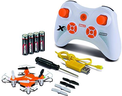 Carson 500507096 – DMAX x4 Nano Quadcopter 100% RTF