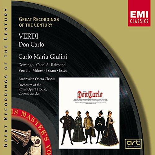 Verdi Don Carlo