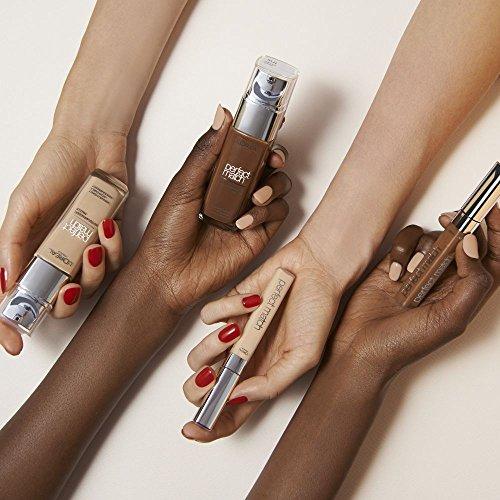 L'Oréal Paris Perfect Match Foundation, flüssiges Make-Up, deckend und feuchtigkeitsspendend für einen natürlichen Teint - 4N beige (30 ml)