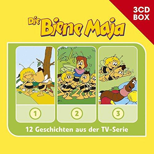 Die Biene Maja-3-CD Hörspielbox Vol.1