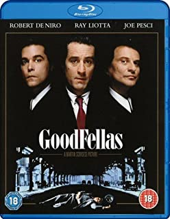 Goodfellas [Blu-ray] [1990] [Region Free] (B000PY5204) | Amazon price tracker / tracking, Amazon price history charts, Amazon price watches, Amazon price drop alerts