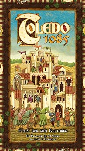 Toledo 1085: Historisches Kartenspiel