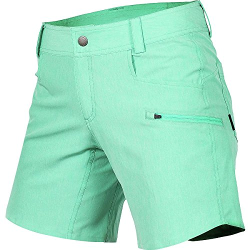 Club Ride Damen Eden Bike Shorts, Radfahren, Radfahren, Damen, Mint, Medium -