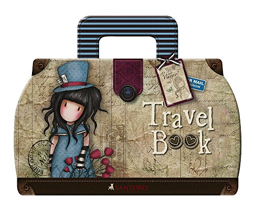 Travel book. Gorjuss - Amazon Libri