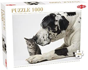 Friends Puzzle 1000 Pcs - Puzzle (Tactic Games 40911) versión Inglesa