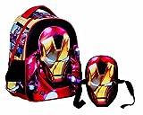 Factory Avengers - Iron Man, Unisex Kinderrucksack bunt, 31 cm