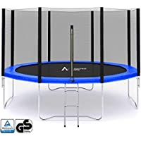 ULTRAPOWER SPORTS Replacement Trampoline Safety Net 8ft 10ft 12ft Trampoline Accessories Enclosure Surround Netting