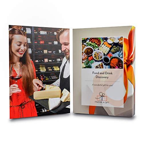Activity Superstore Food & Drink Discovery Gift Experience Voucher - 18 esperienze stuzzizzanti, 100 luoghi nel Regno Unito -...