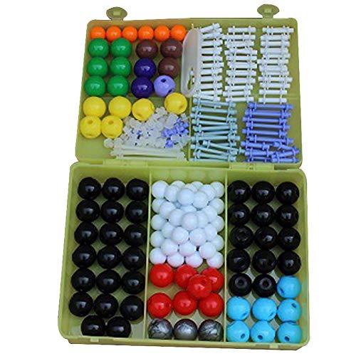 liches Atom Molekülstruktur Modell für Organische Chemie Teach Aid Set Kit Multi ()
