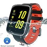 Die besten Casio Herzfrequenz-Uhren - C-Xka Smartwatch, Silikon Smart IP68 Professionelle Wasserdichte Uhr Bewertungen