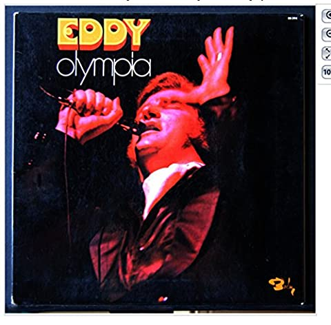 1 Disque Vinyle LP 33 Tours - Barclay 80394 - Eddy Mitchell -