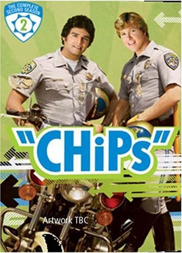 CHiPs - Complete Season 2 [DVD]