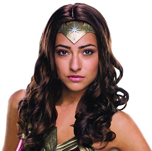 Wonder Woman Deluxe Perücke