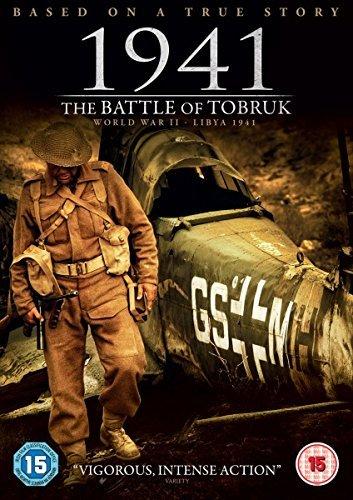 1941 - The Battle Of Tobruk [DVD] [UK Import]
