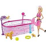 Barbie - Escuela de natación para mascotas [Versión en inglés]