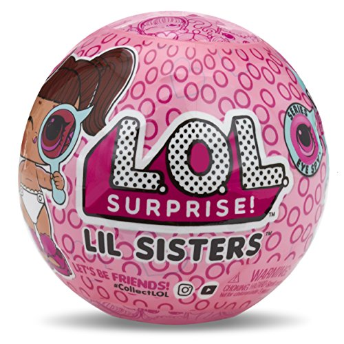 M-A-G Lol Surprise Lil Sister Serie 4