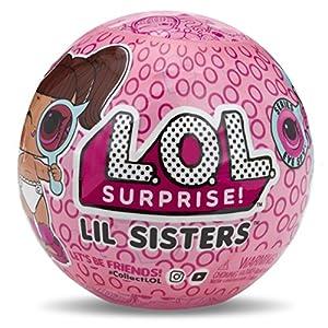 L.O.L. Surprise! - Lil Sisters Serie 4, Multicolor (MGA Entertainment)