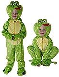 Frosch Kinder Kostüm