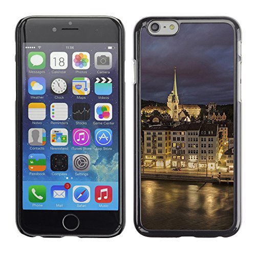 Graphic4You Chambord Castle France Postkarte Ansichtskarte Design Harte Hülle Case Tasche Schutzhülle für Apple iPhone 6 / 6S Design #10