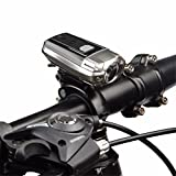 Beatalvy USB Lade Fahrrad Fahrrad Scheinwerfer 300 Lumen Mountainbike Scheinwerfer