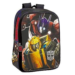 51xjDGl8IrL. SS300  - Perona Transformers Mochila Escolar, 43 cm, Multicolor