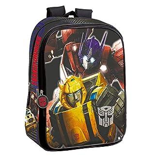 Perona Transformers Mochila Escolar, 43 cm, Multicolor