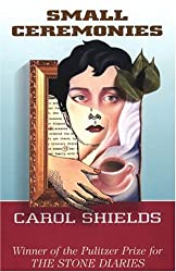 Small Ceremonies (G K Hall Large Print Book Series) by Carol Shields (1996-07-02)