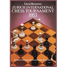 Zurich International Chess Tournament, 1953 (Dover Chess)