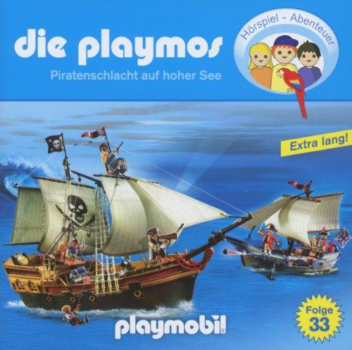 Die Playmos - Folge 33: Piratenschlacht auf hoher See (Das Original Playmobil Hörspiel) (Piraten Hohen Der See Online)
