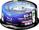 30 TDK 3d Bluray 25gb Bd-r Faster Recording 6x Speed Blue Ray Original Spindle