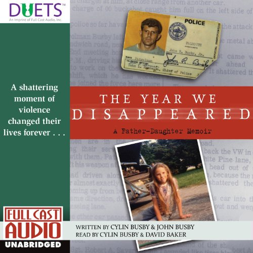The Year We Disappeared  Audiolibri