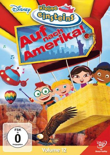 Vol.12 - Auf nach Amerika!