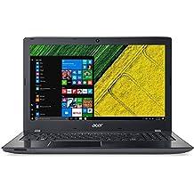 Acer Aspire E5-576 15.6-inch Laptop (Core i3-6006U/4GB/1TB/Linux/Integrated Graphics), Black