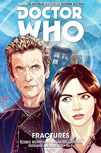 Doctor Who - Le 12e Docteur T2 par Robbie Morrison, Daniel Indro